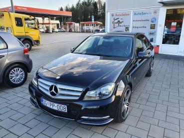 Mercedes-Benz C-klasa 200 CDI Avantgarde