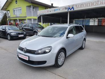 VW Golf 6 Variant 2,0 TDI